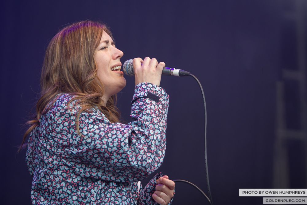 Paul Heaton and Jacqui Abbott at Groove Festival 2014 (7 of 8)