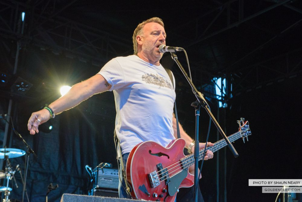 Peter Hook & The Light at Leopardstown Racecourse, Dublin on July 10th 2014 by Shaun Neary-13