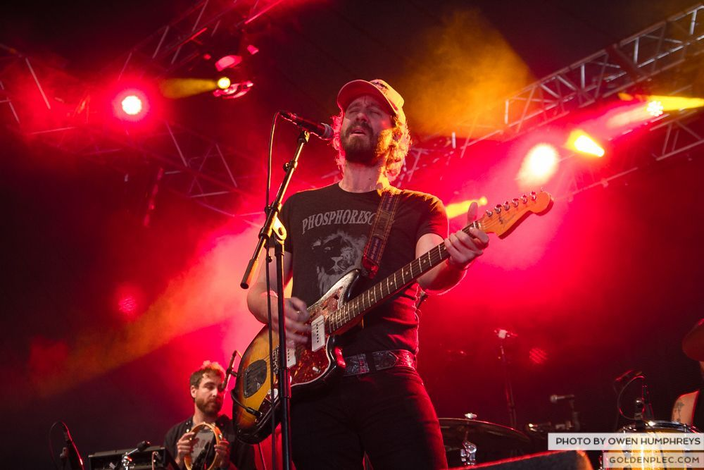 Phosphorescent at The Big Top – Galway Arts Festival (5 of 11)