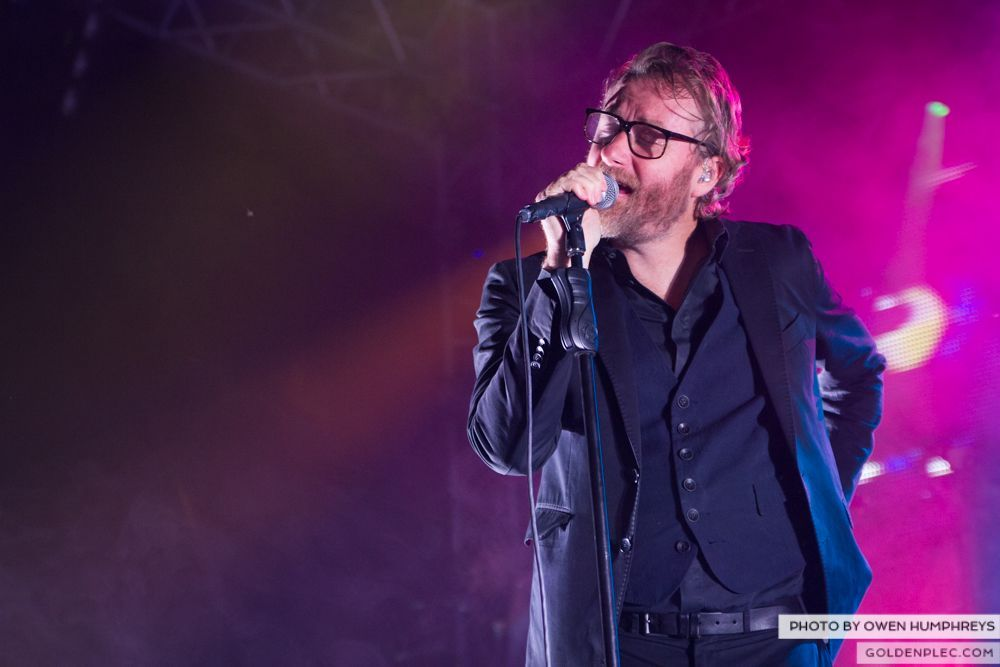 The National at The Big Top – Galway Arts Festival (15 of 21)