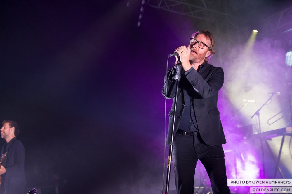 The National at The Big Top – Galway Arts Festival (5 of 21)
