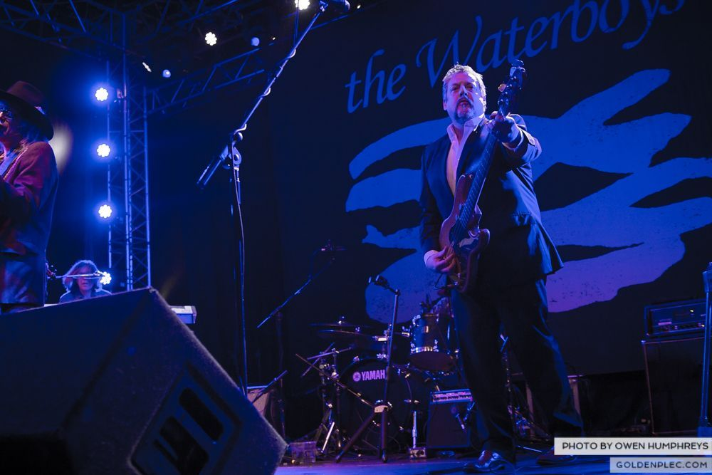 The Waterboys at The Big Top – Galway Arts Festival by Owen Humphreys (21 of 22)