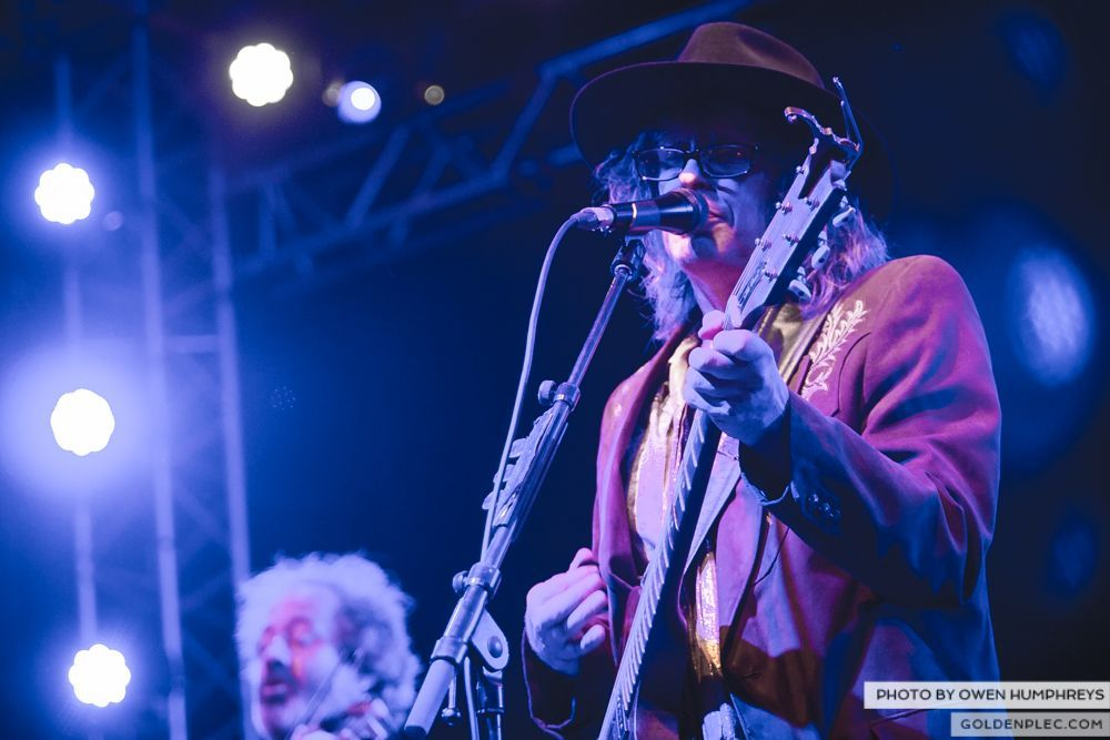 The Waterboys at The Big Top – Galway Arts Festival by Owen Humphreys (7 of 22)