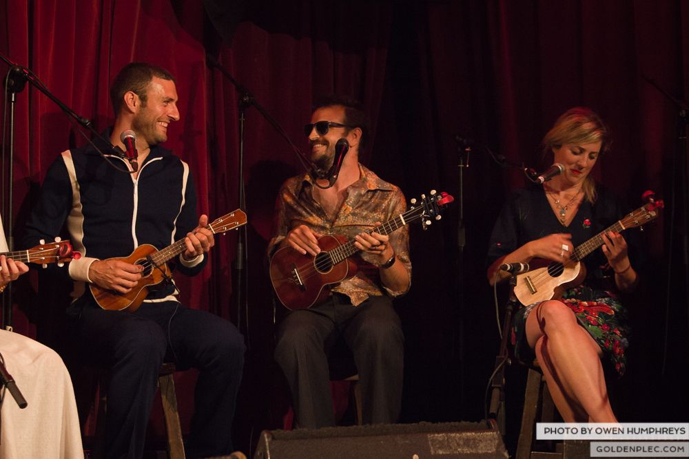 West Cork Ukulele Orchestra at the Roisin Dubh – Galway Arts Festival by Owen Humphreys (1 of 15)