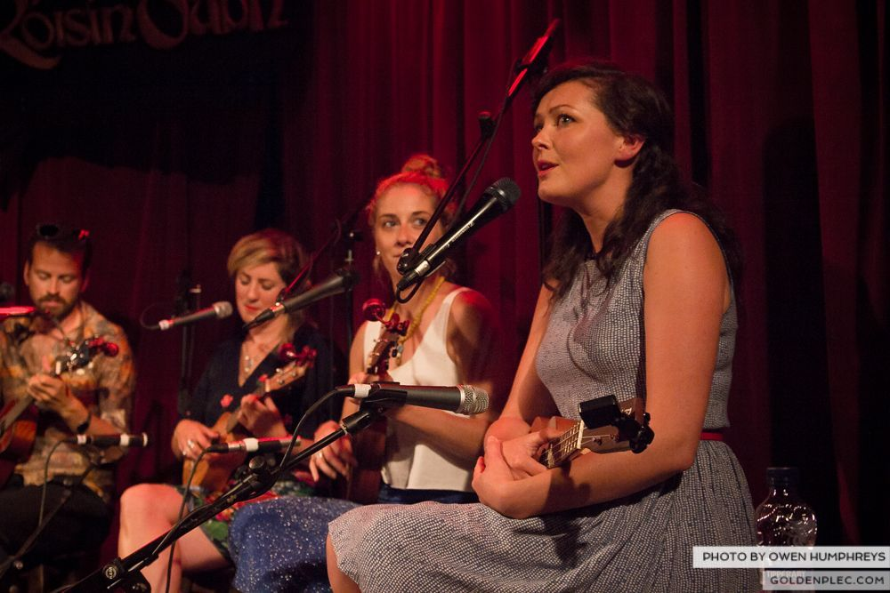 West Cork Ukulele Orchestra at the Roisin Dubh – Galway Arts Festival by Owen Humphreys (5 of 15)