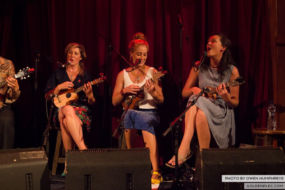 West Cork Ukulele Orchestra at the Roisin Dubh – Galway Arts Festival by Owen Humphreys (8 of 15)