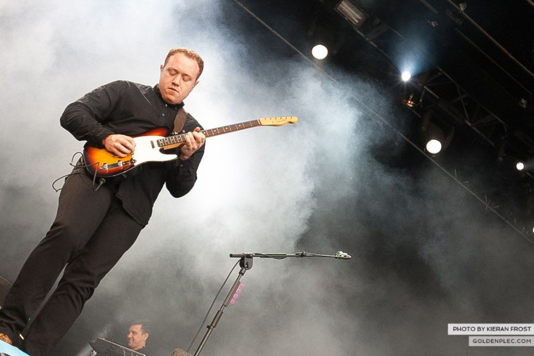 Bombay Bicycle Club at Electric Picnic by Kieran Frost