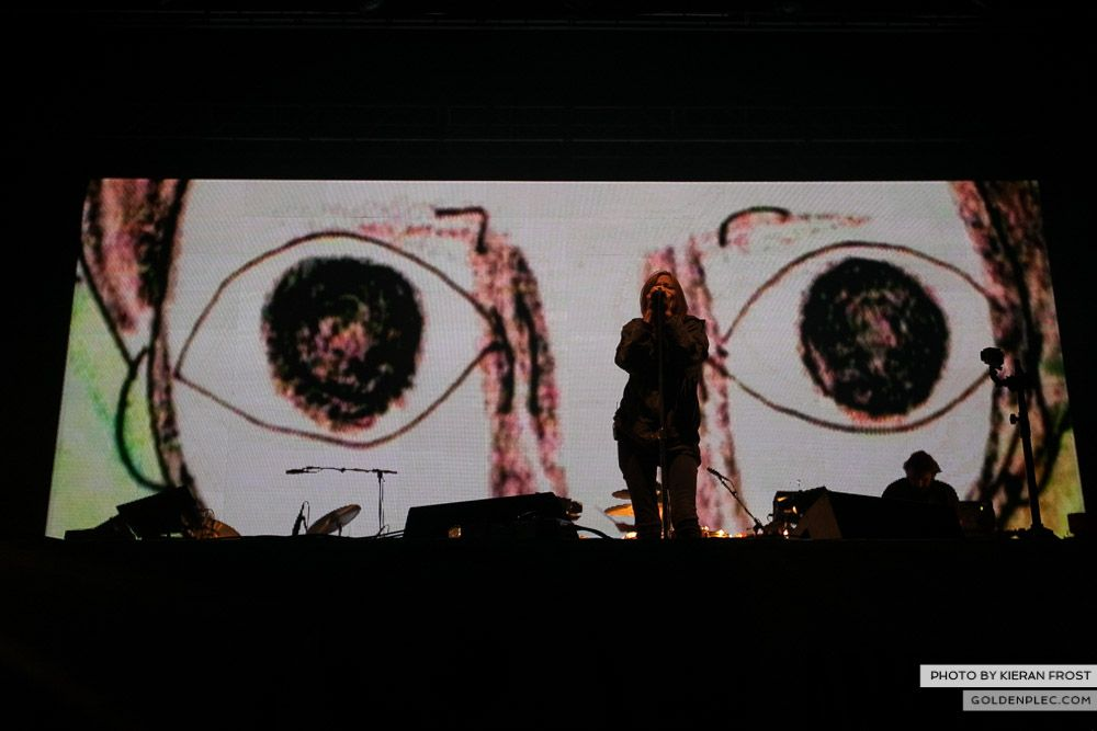 Portishead at Electric Picnic by Kieran Frost