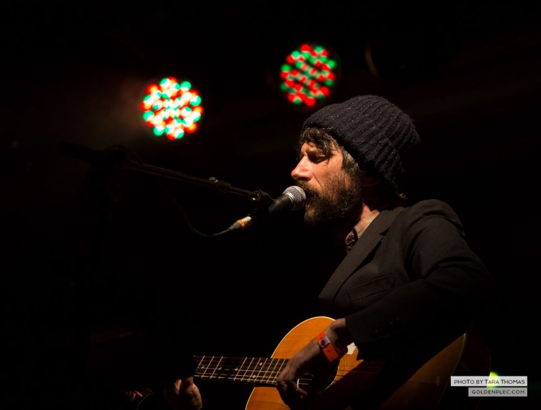 Gruff Rhys at Castlepalooza by Tara Thomas