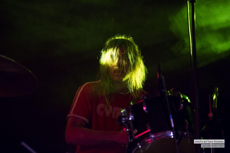 Gruff Rhys at Castlepalooza by Tara Thomas