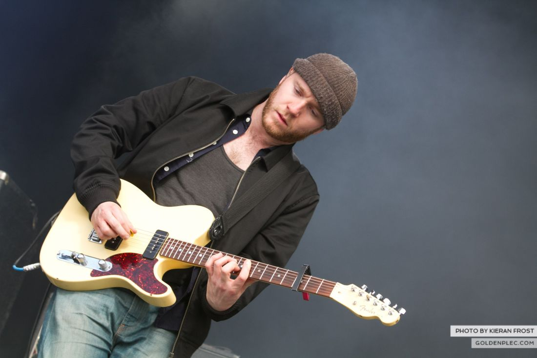 Wild Beasts at Electric Picnic by Kieran Frost