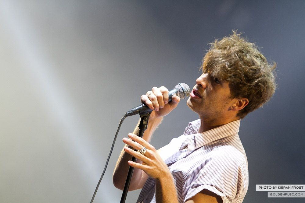 Paolo Nutini at Electric Picnic by Kieran Frost