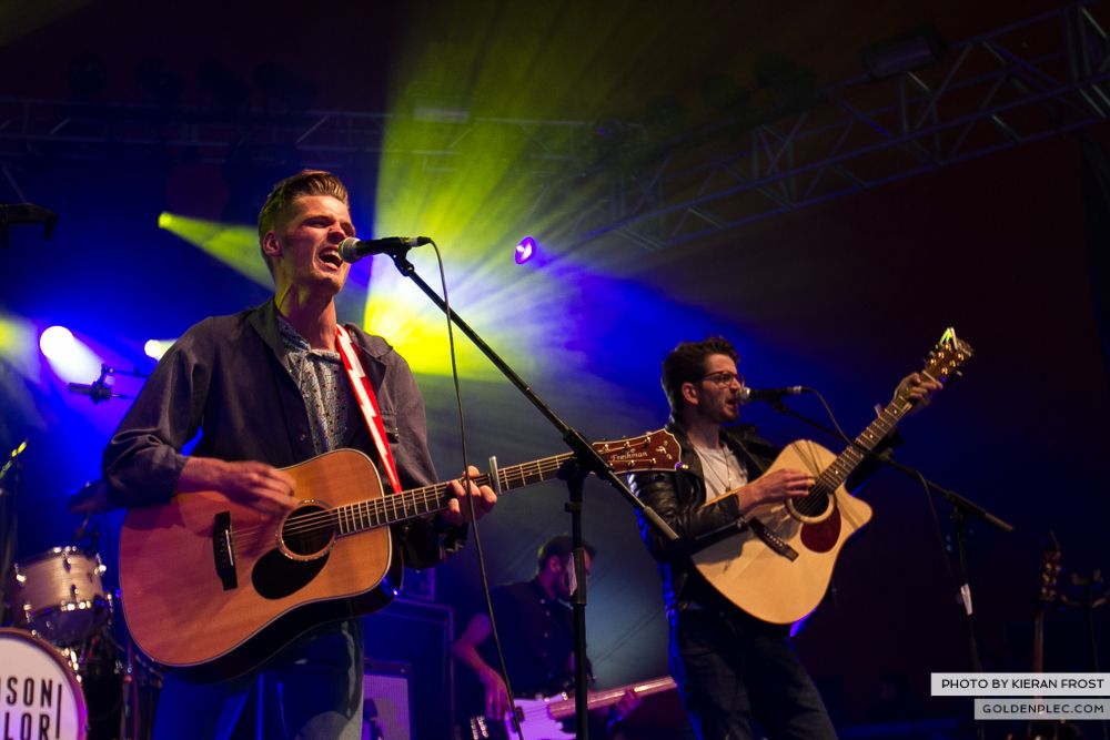 Hudson Taylor at Indiependence 2014 by Kieran Frost