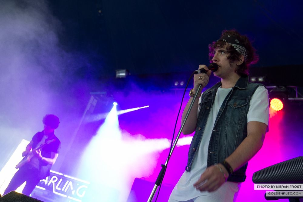 Darling at Indiependence Festival by Kieran Frost