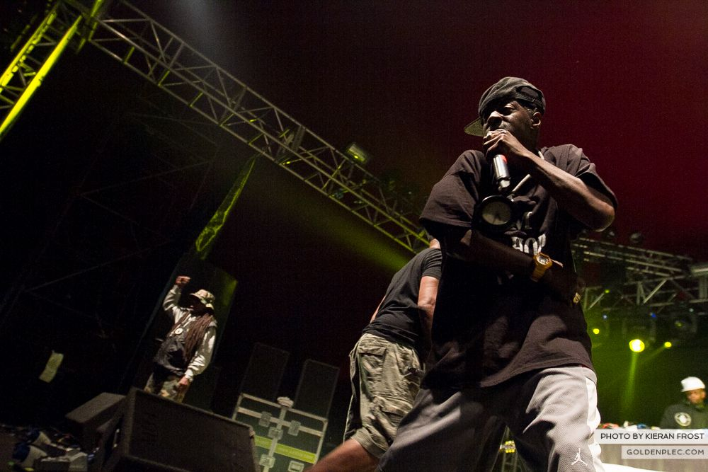 Public Enemy at Indiependence by Kieran Frost