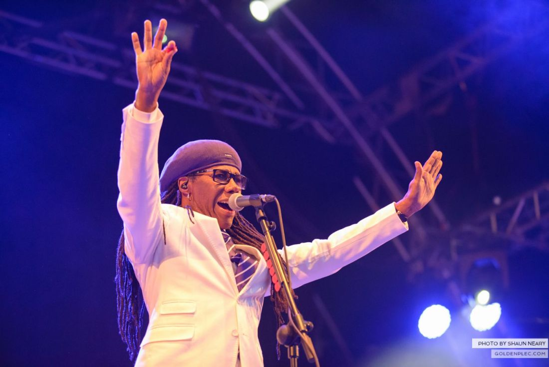 Nile Rodgers & Chic – Belsonic, Belfast on August 19th 2014 by Shaun Neary-03