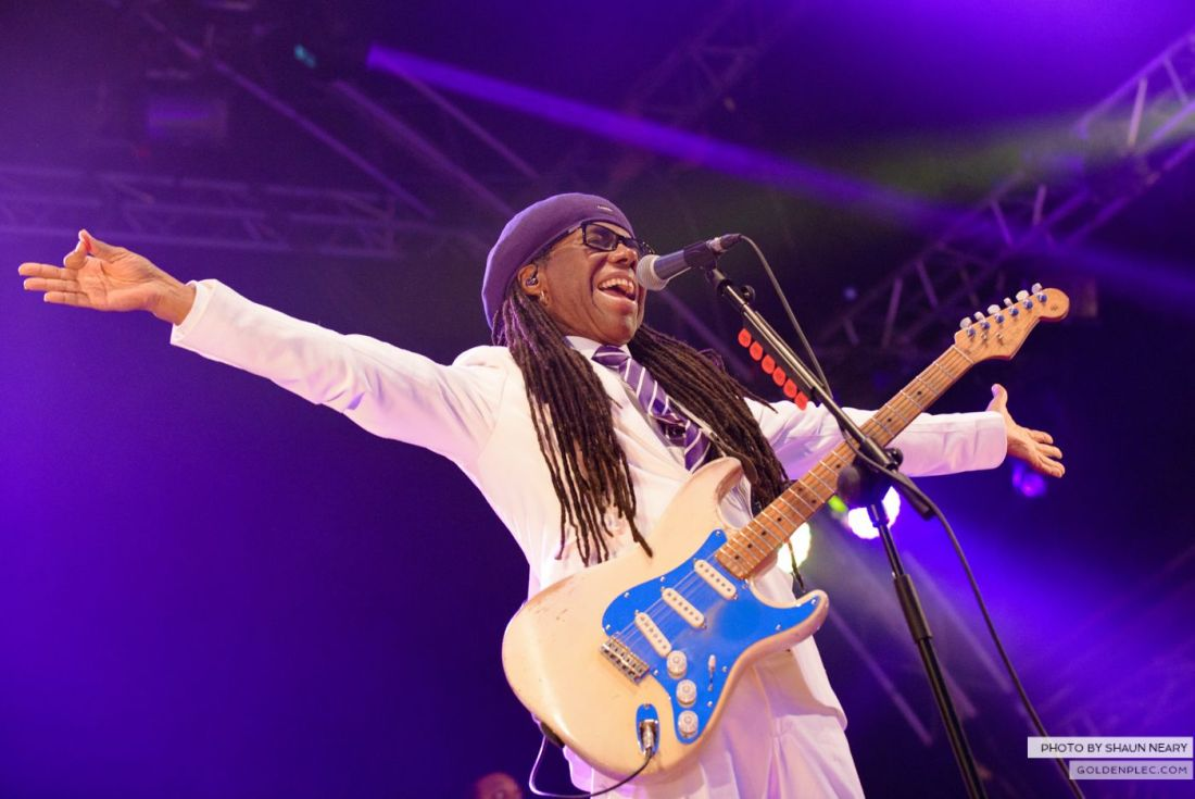 Nile Rodgers & Chic – Belsonic, Belfast on August 19th 2014 by Shaun Neary-14