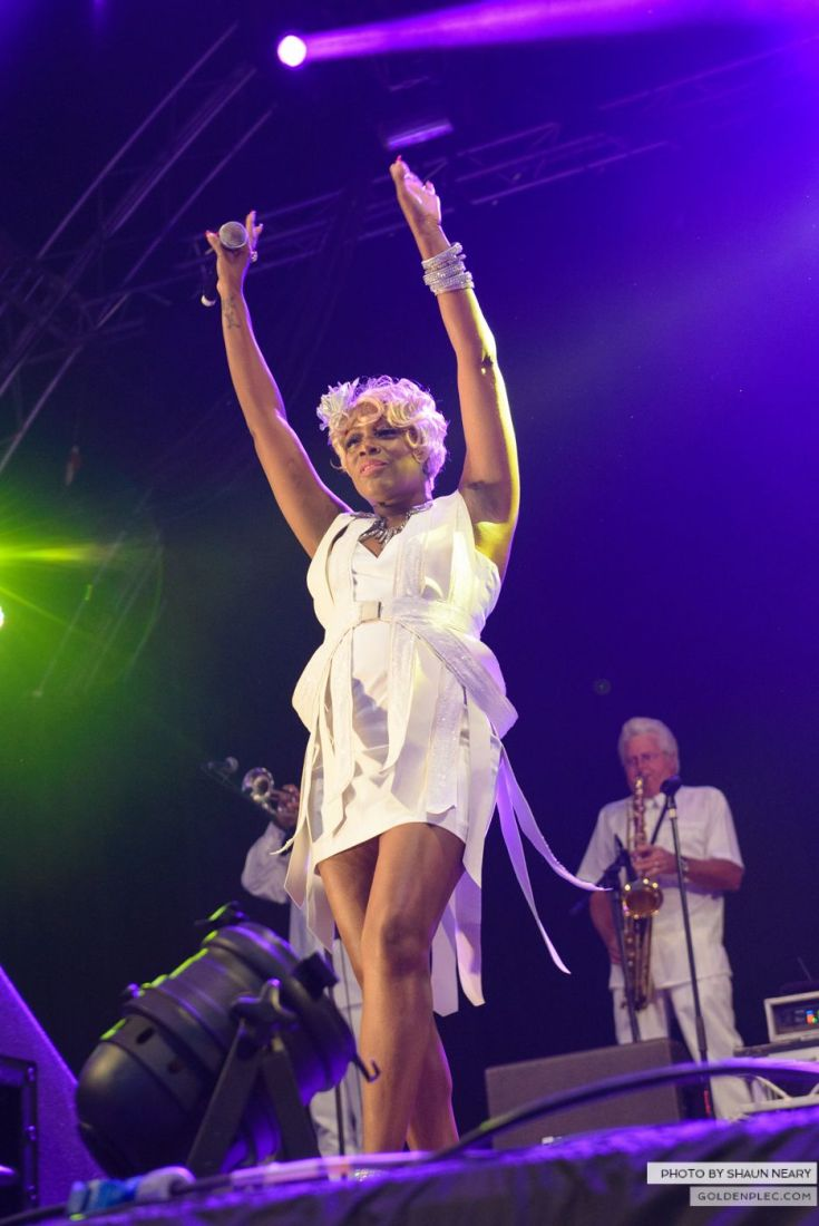 Nile Rodgers & Chic – Belsonic, Belfast on August 19th 2014 by Shaun Neary-17