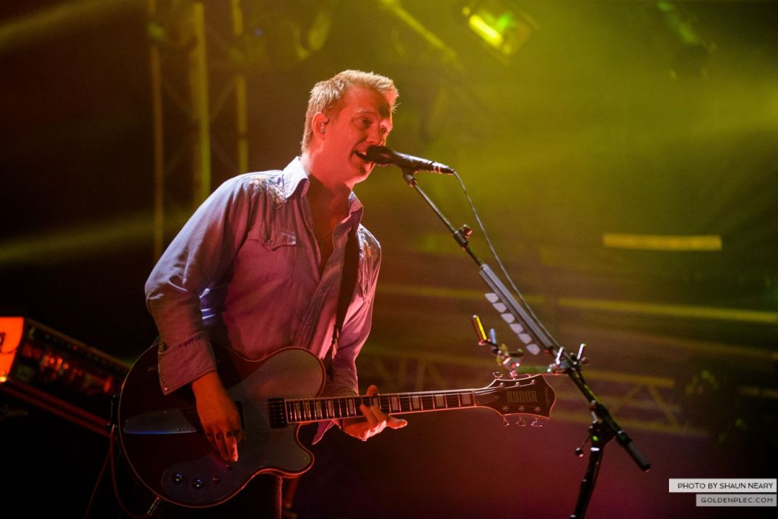 Queens Of The Stone Age – Belsonic, Belfast on August 20th 2014 by Shaun Neary-02