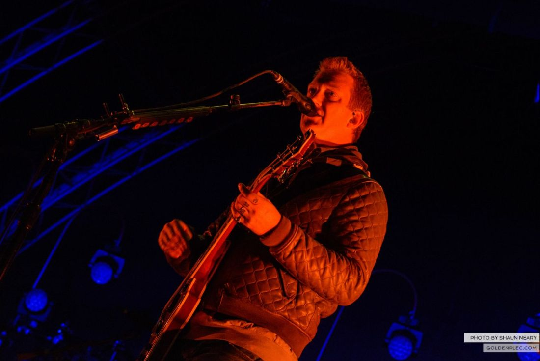 Queens Of The Stone Age – Belsonic, Belfast on August 20th 2014 by Shaun Neary-12
