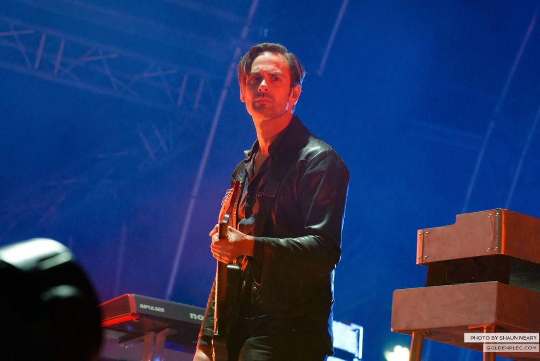Queens Of The Stone Age – Belsonic, Belfast on August 20th 2014 by Shaun Neary-16