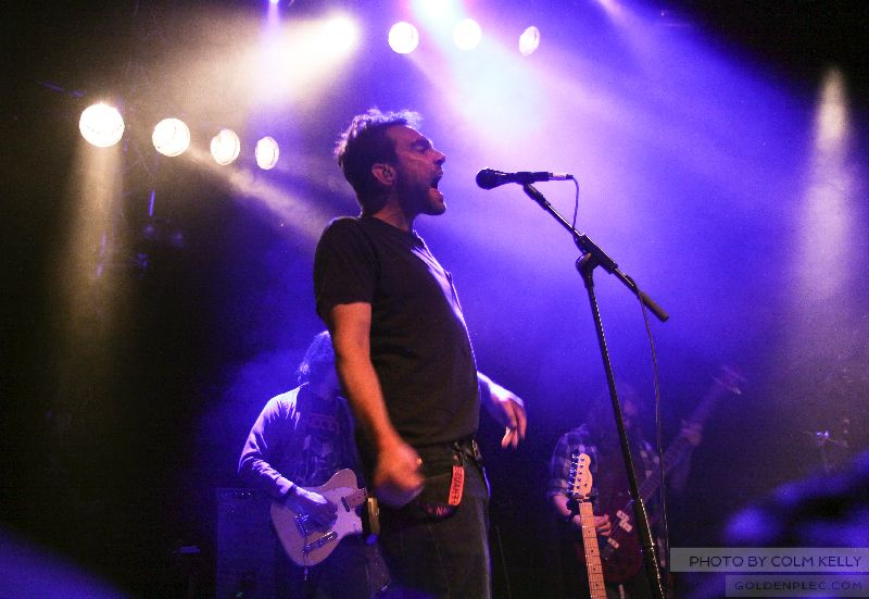 Slint at The Button Factory by Colm Kelly