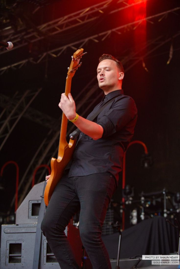 The Minutes – Belsonic, Belfast on August 20th 2014 by Shaun Neary-3