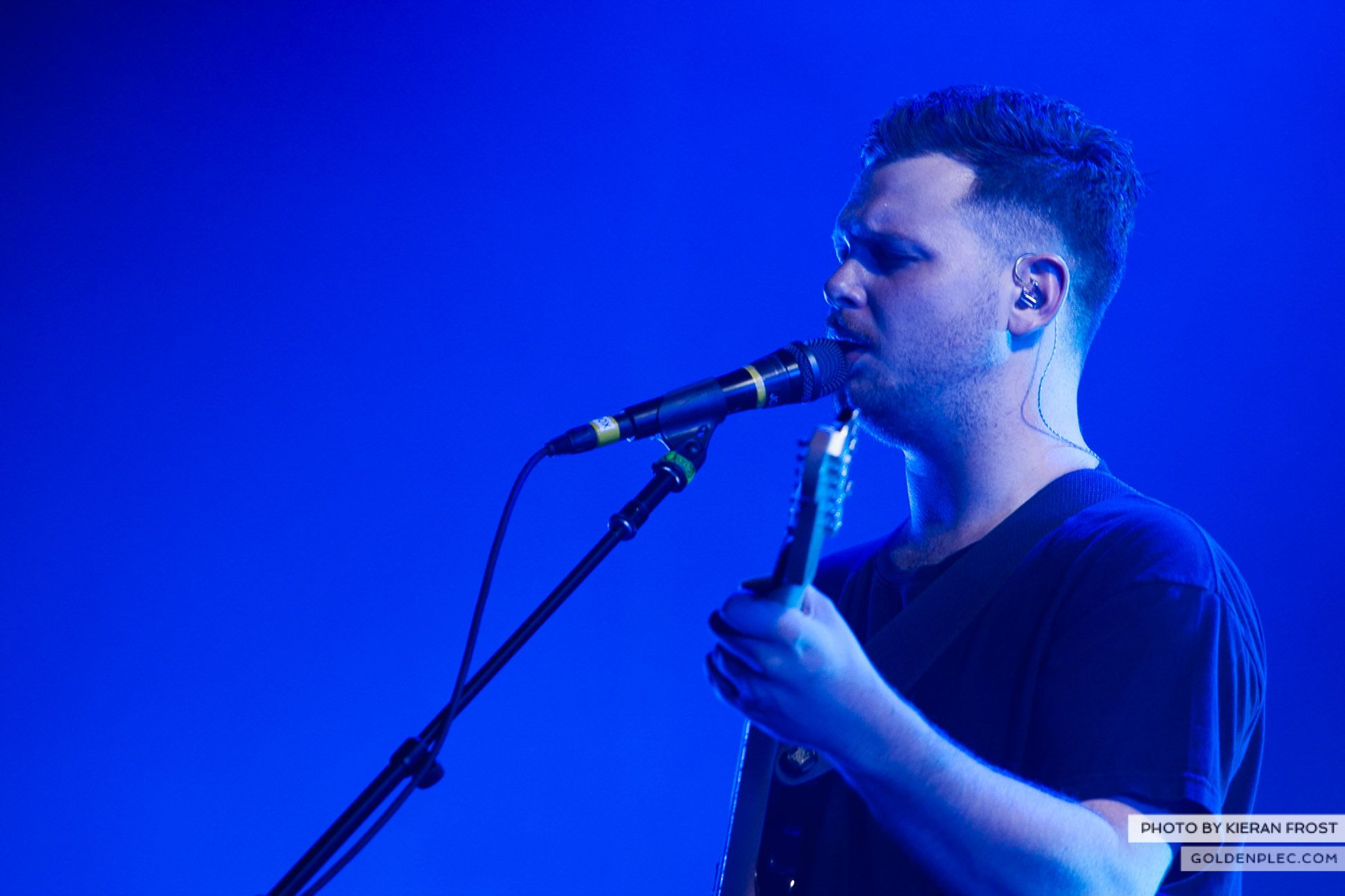 Alt J at The 3Arena by Kieran Frost