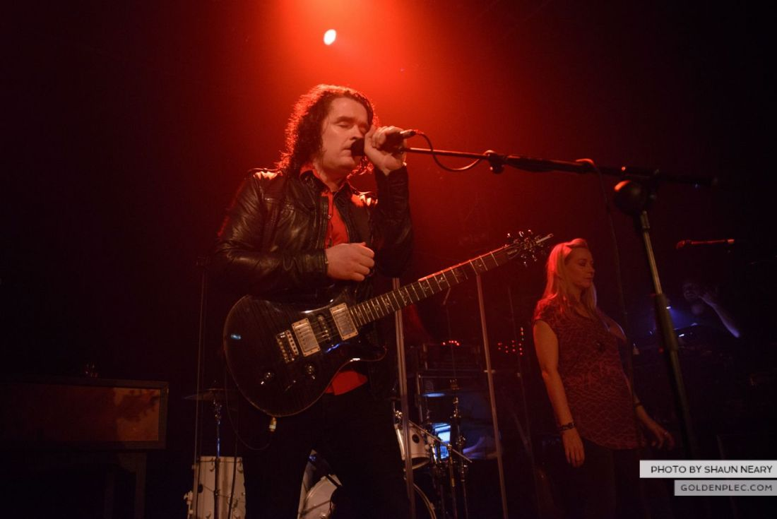 Anathema – The Button Factory, Dublin on September 19th 2014 by Shaun Neary-01