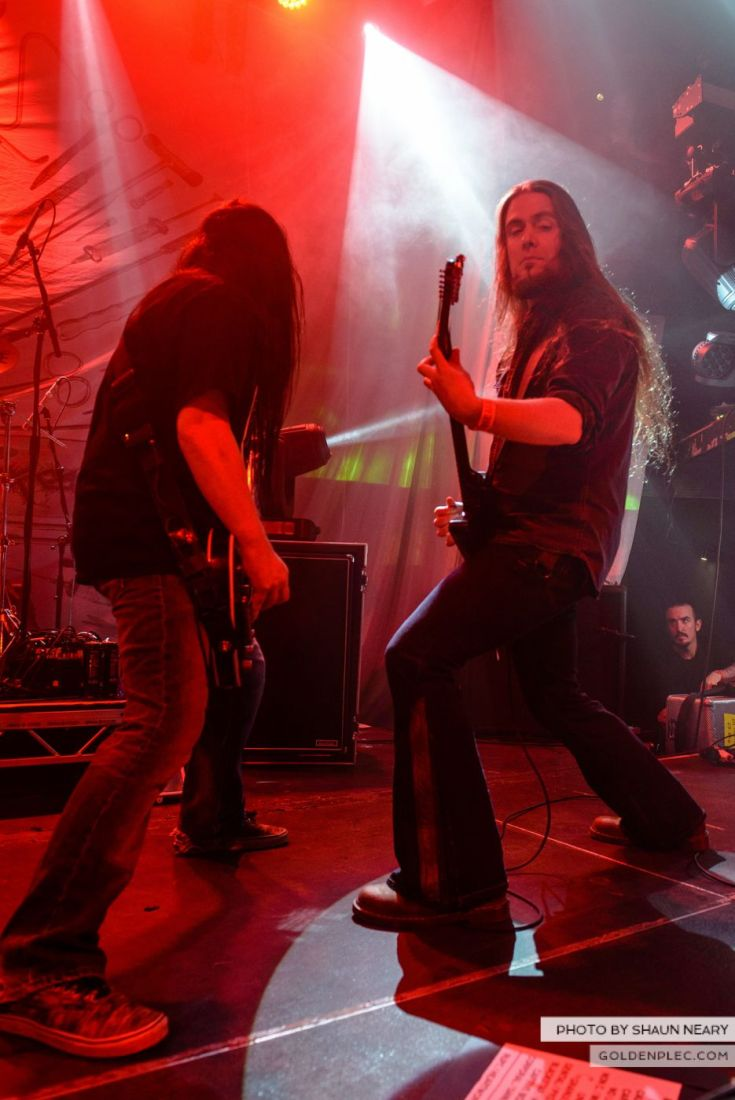 Carcass – The Academy, Dublin on September 20th 2014 by Shaun Neary-04