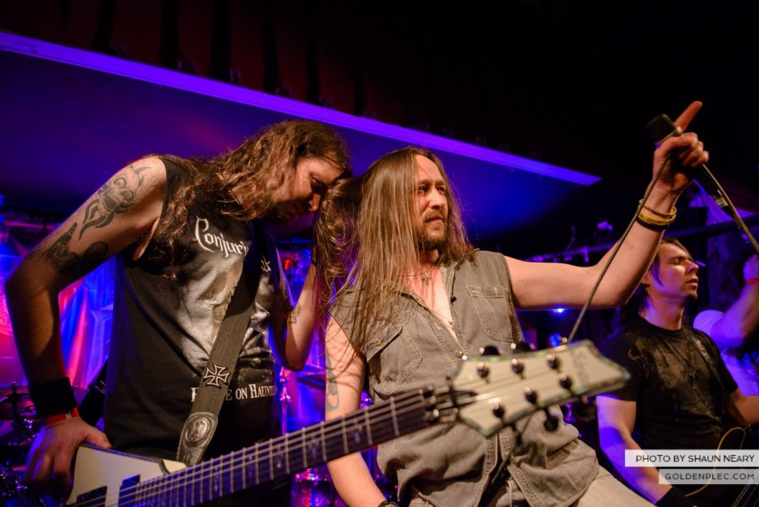 Conjuring Fate – Whelan's, Dublin on September 21st 2014 by Shaun Neary-6