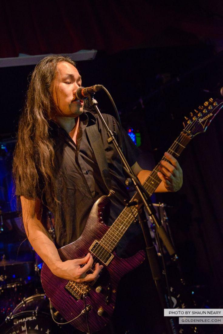 Dragonforce – Whelan's, Dublin on September 21st 2014 by Shaun Neary-15