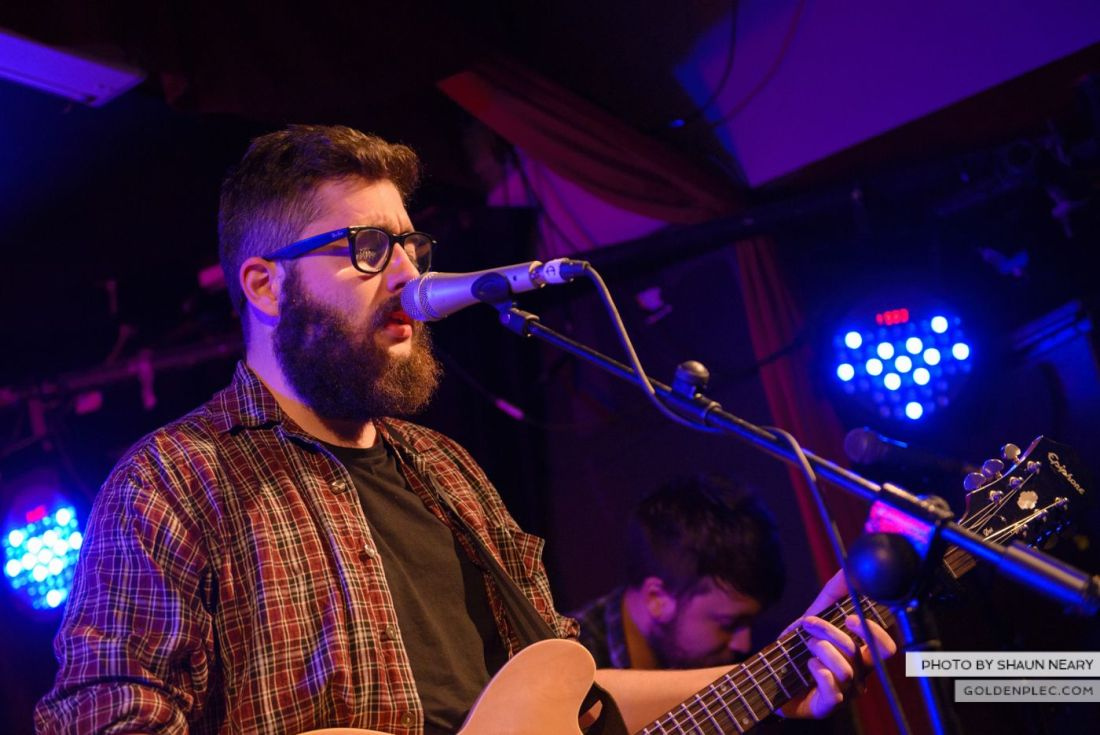 Fatherson – Whelans, Dublin on September 14th 2014 by Shaun Neary-2