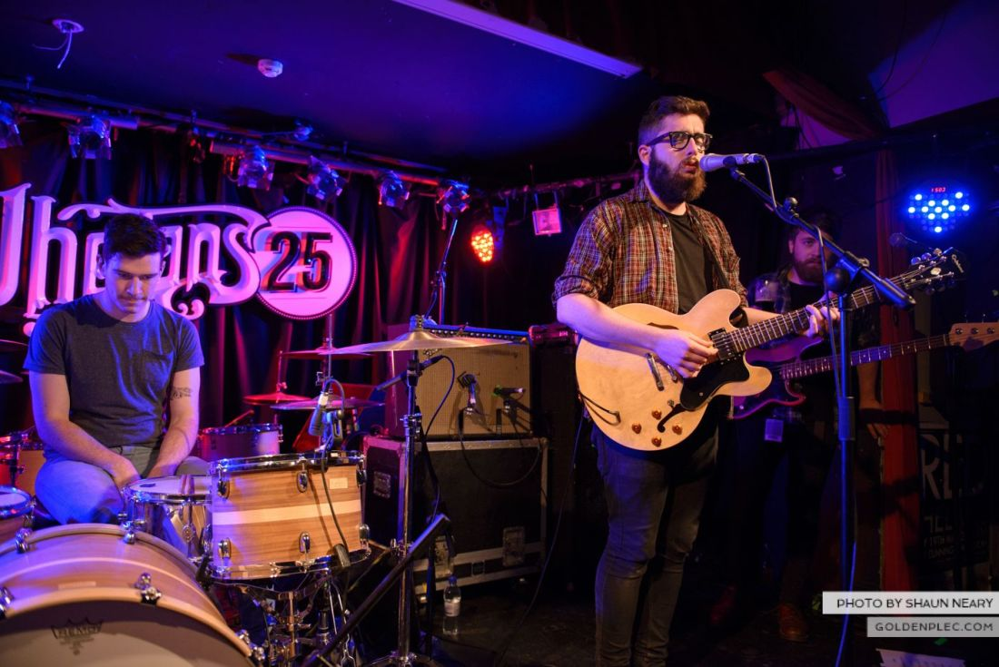 Fatherson – Whelans, Dublin on September 14th 2014 by Shaun Neary-3