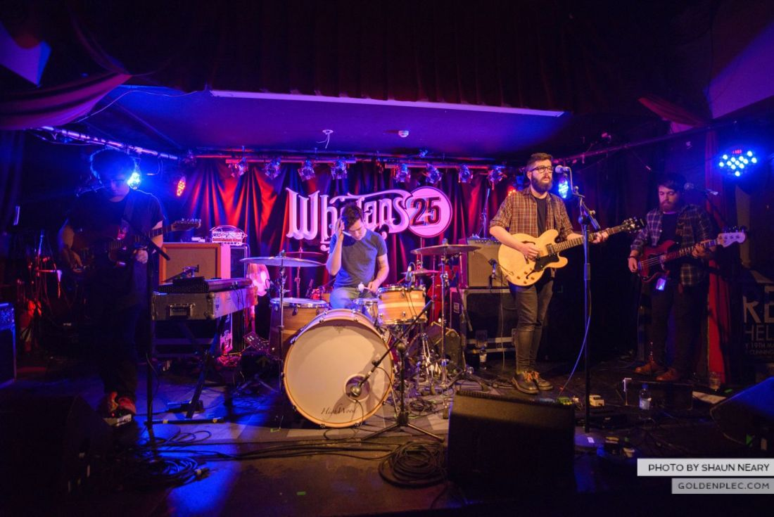Fatherson – Whelans, Dublin on September 14th 2014 by Shaun Neary-7