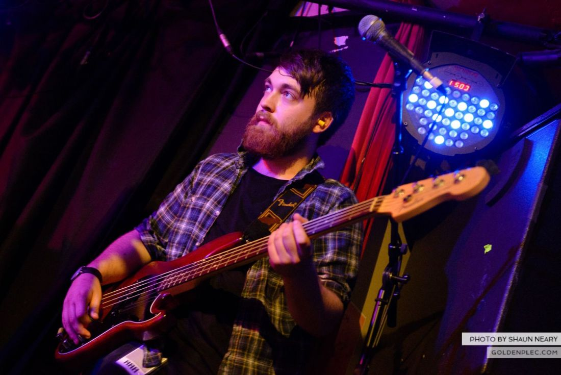 Fatherson – Whelans, Dublin on September 14th 2014 by Shaun Neary-8