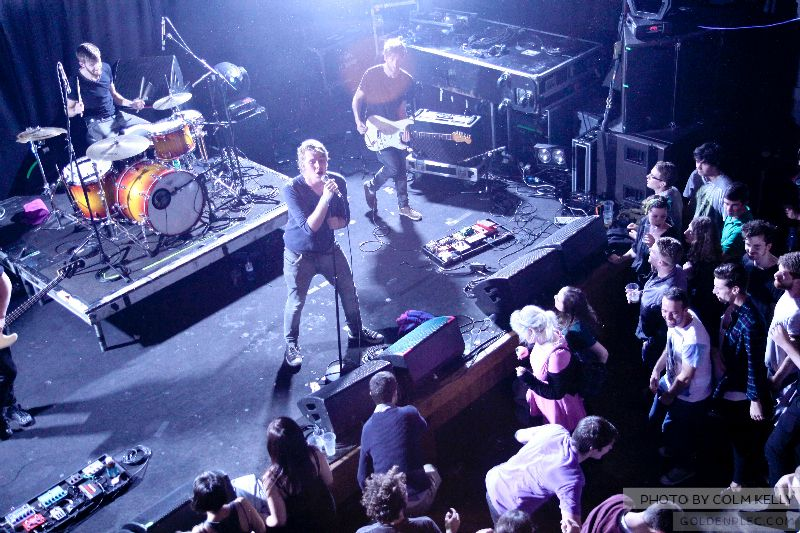 Girl Band at The Button Factory by Colm Kelly