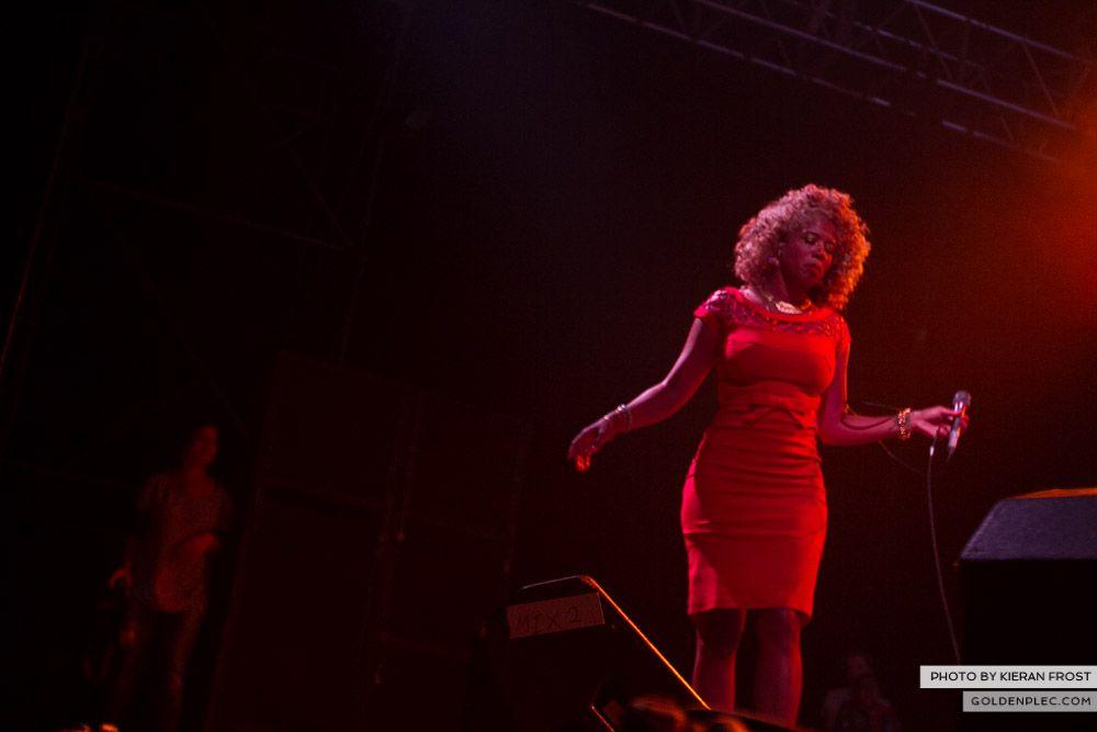 Kelis at Electric Picnic by Kieran Frost