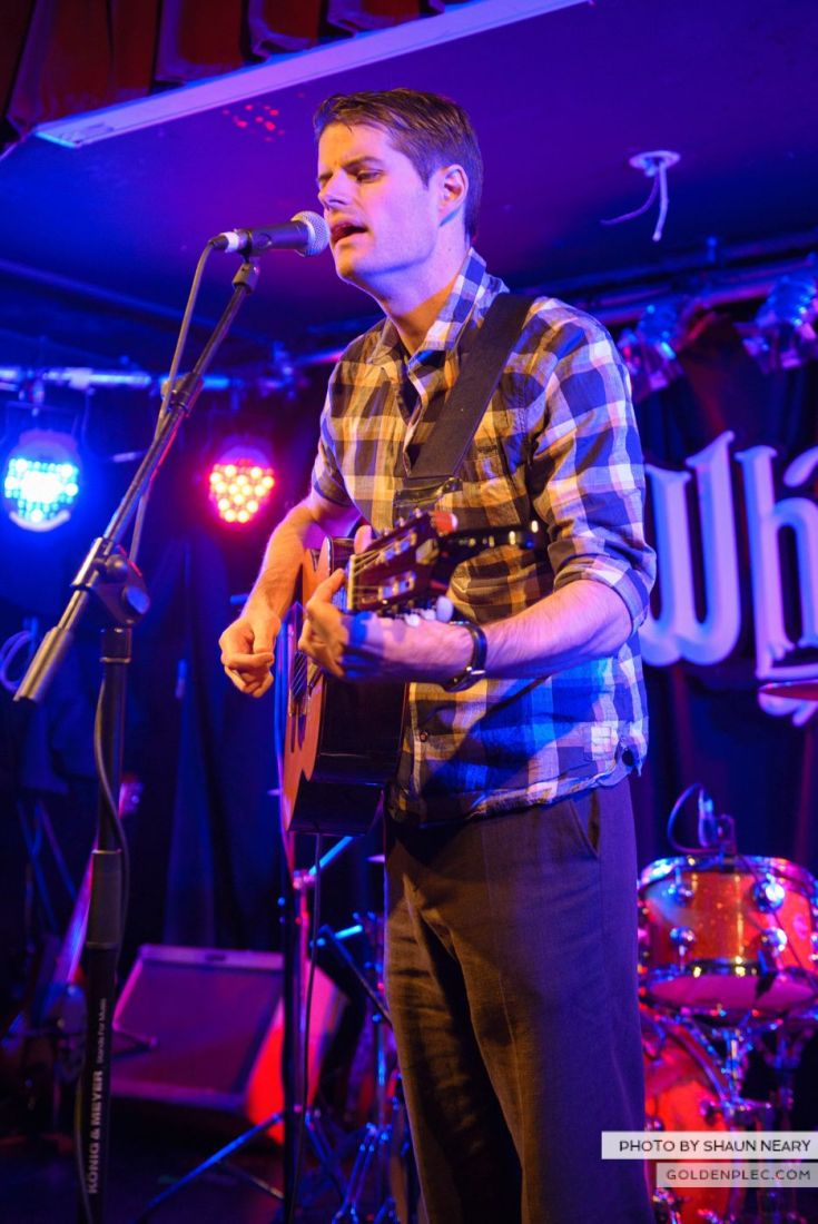Kevin Herm Connolly – Whelan's, Dublin on September 24th 2014 by Shaun Neary-6
