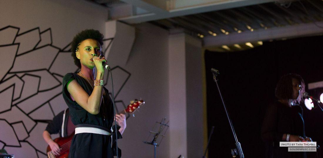 Loah at Ensemble Music Launch Dublin