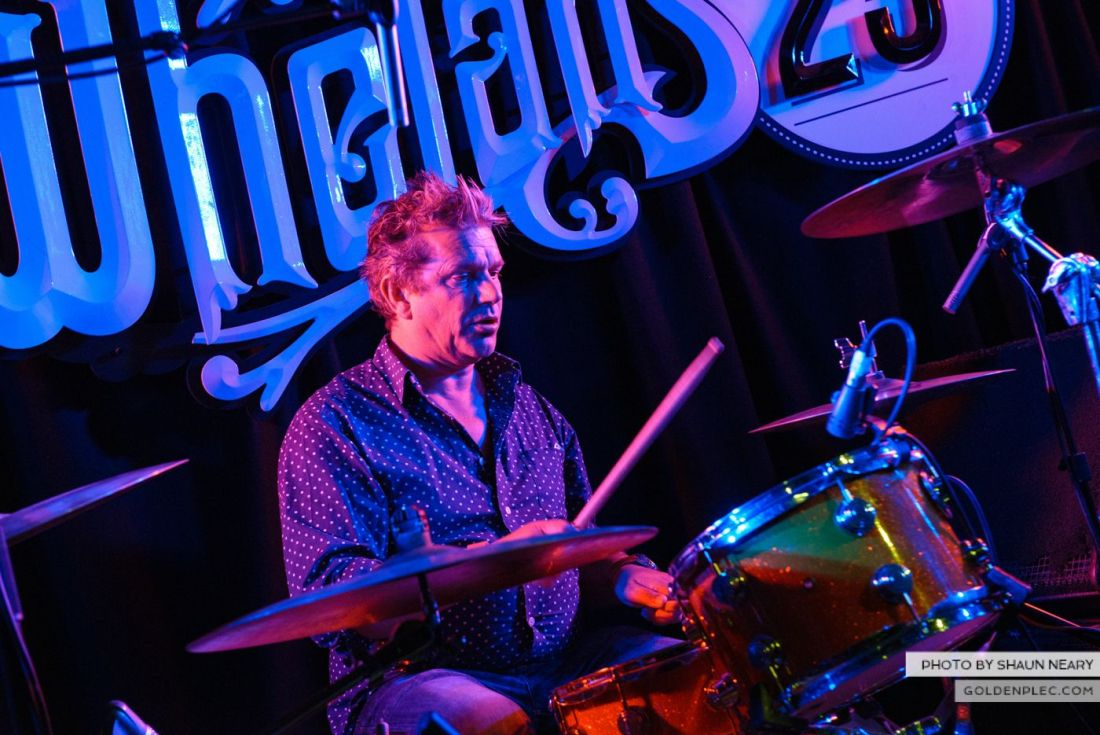 The Dixons – Whelan's, Dublin on September 24th 2014 by Shaun Neary-19