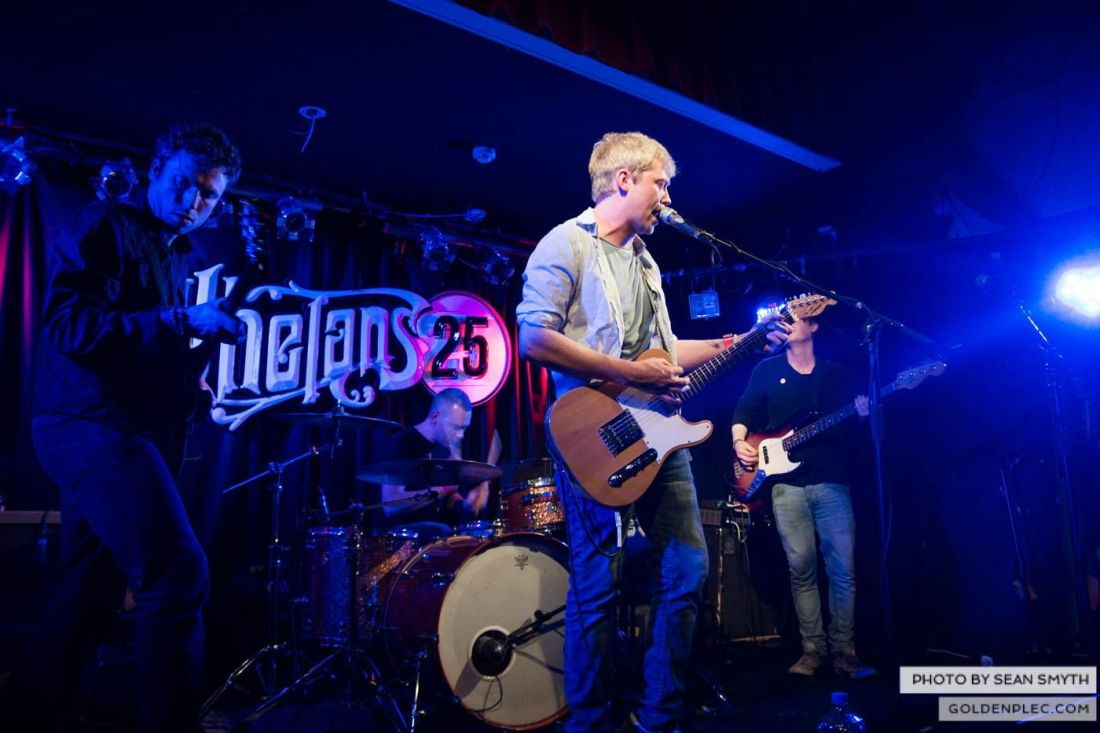 The Flaws at Whelans by Sean Smyth (04-9-14) (14 of 20)