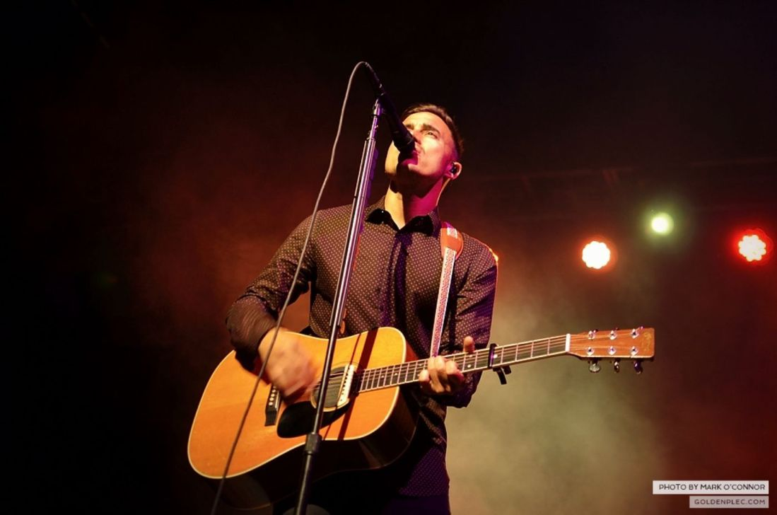 The Fray at The Olympia Theatre by Mark O' Connor