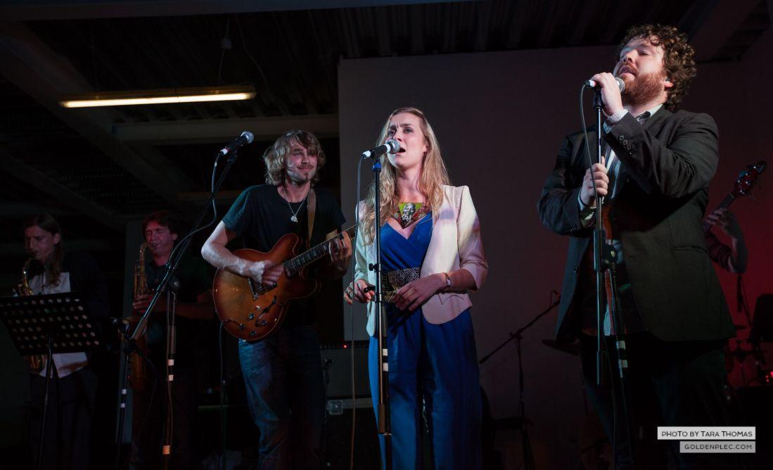 Zaska at Ensemble Music Launch Dublin