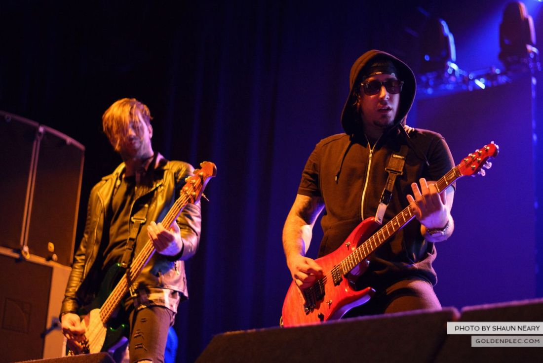 Attila at The Olympia Theatre, Dublin on October 15th 2014 by Shaun Neary-3