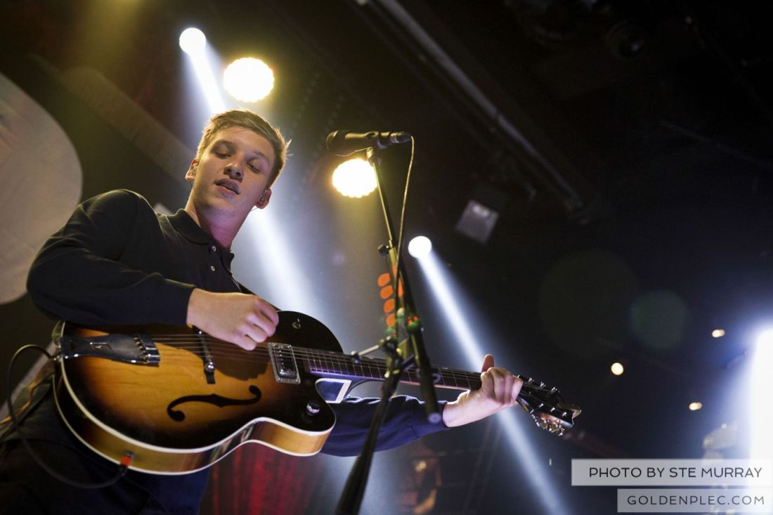 George Ezra at The Academy by Ste Murray _03