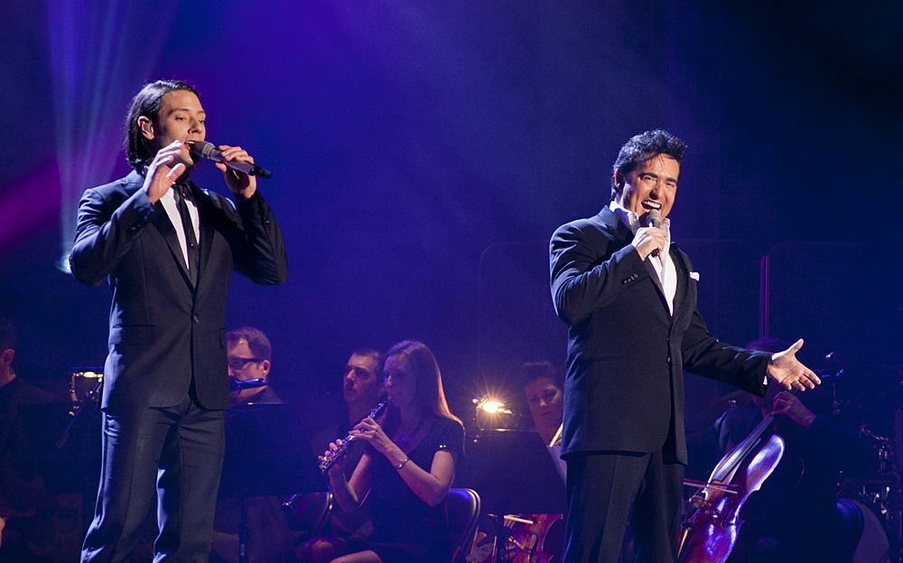 Il Divo at 3 Arena by Abe Tarrush (7)