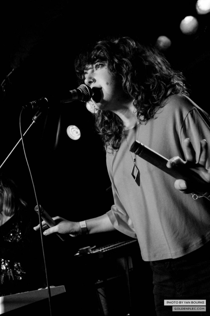Little Xs For Eyes at HWCH 2014 by Yan Bourke