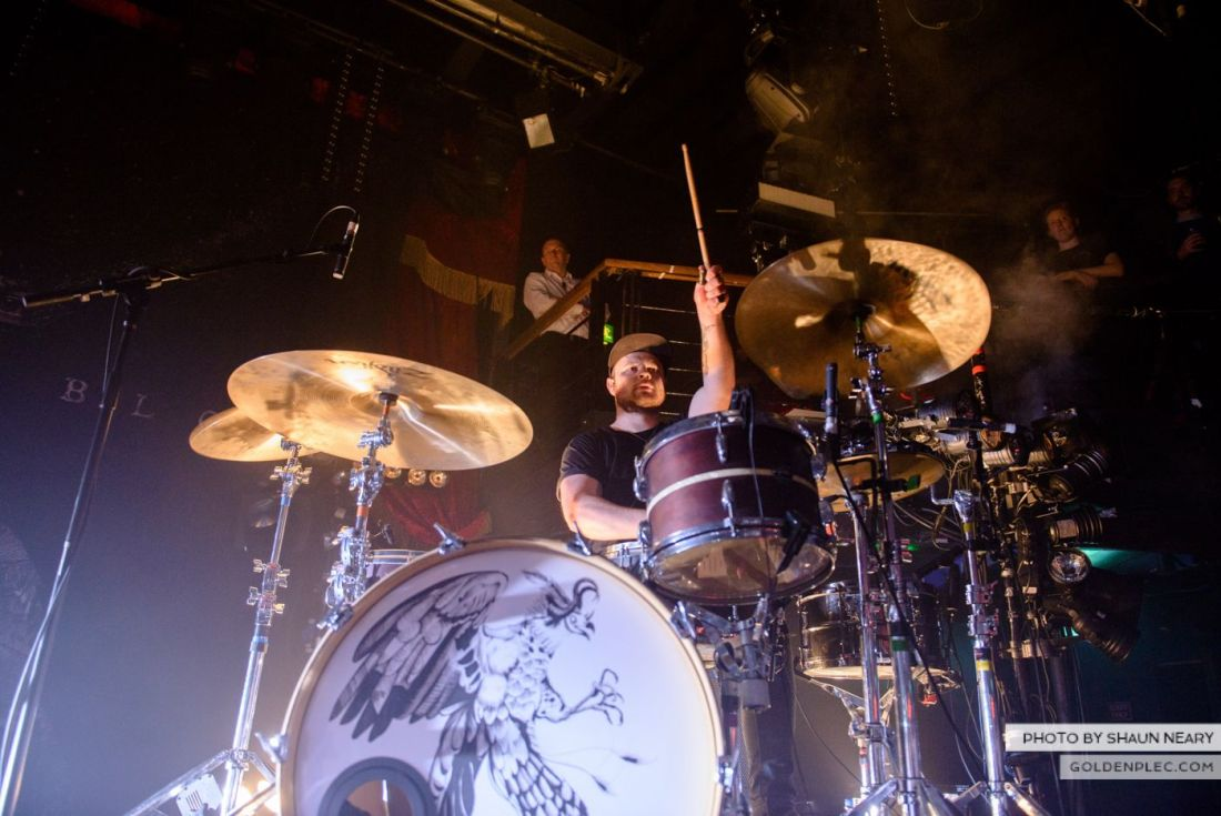 Royal Blood at The Academy, Dublin – October