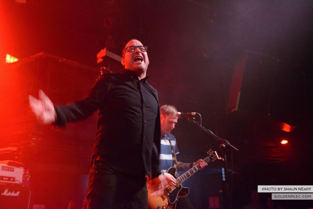 The Hold Steady at The Academy, Dublin on October 18th 2014 by Shaun Neary-01
